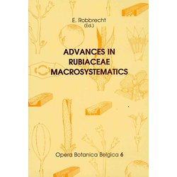 Advances in Rubiaceae macrosystematics