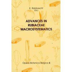 Advances in Rubiaceae macrosystematics
