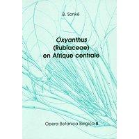 Oxyanthus en Afrique centrale: Etude systématique