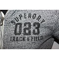 SWEAT TRACKSTER ZIPHOOD