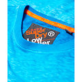T-SHIRT ORANGE LABEL LOW ROLLER