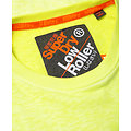 T-SHIRT LABEL LOW ROLLER