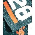 T-Shirt Tricolore Vintage Logo