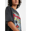 T-shirt oversize Mickey Mouse