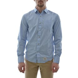 CHEMISE DOBBIE LAUNDERED CUT COLLAR