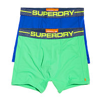 LOT DE 2 BOXERS SPORT SUPERDRY