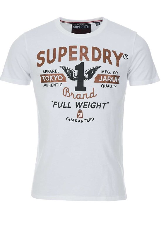 T-SHIRT FULL WEIGHT ENTRY