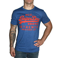 T-SHIRT SUPERDRY VINTAGE AUTHENTIC GRIT TEE