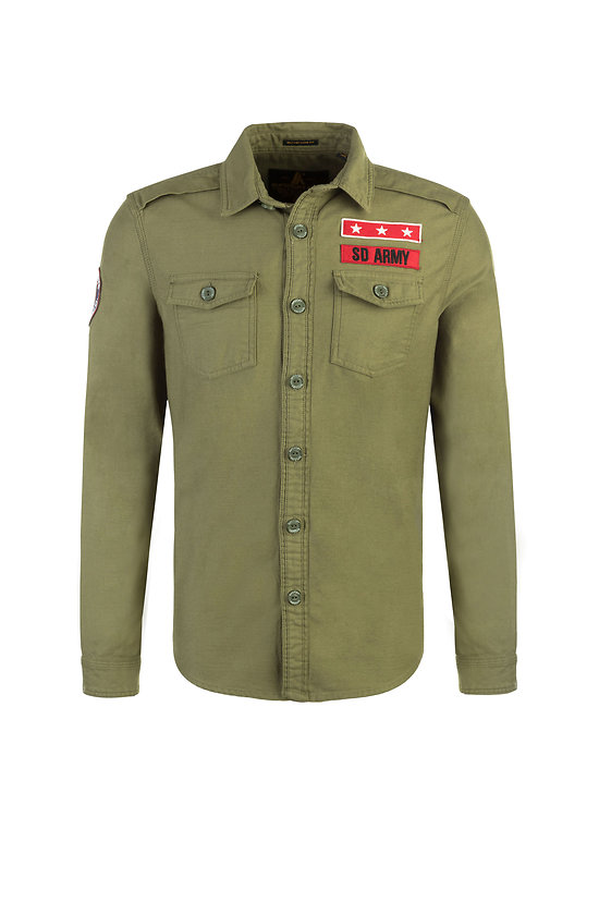 CHEMISE SD ARMY CORPS