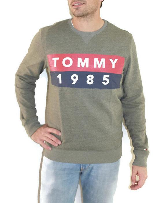 SWEAT TOMMY JEANS BASIC LOGO