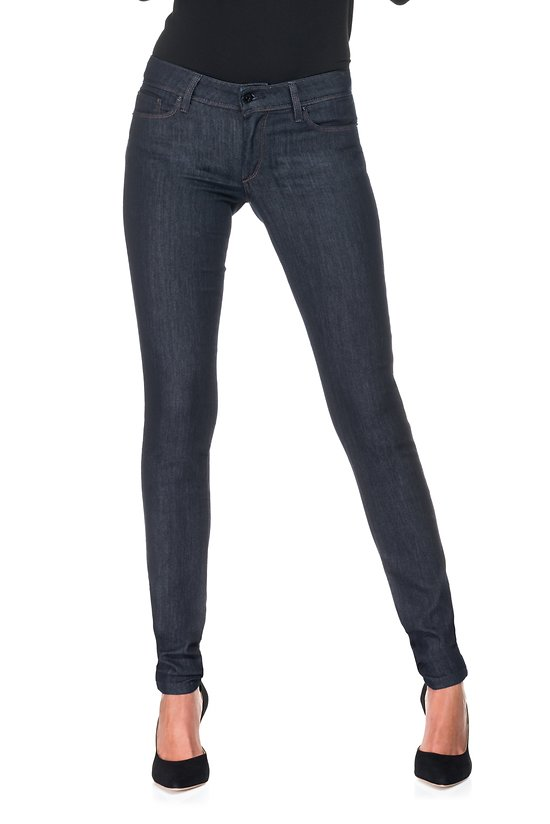 JEANS PUSH UP WONDER SKINNY TAILLE MOYENNE