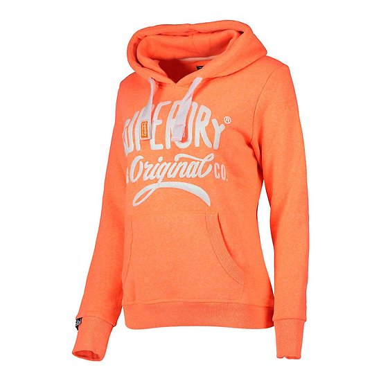 SWEAT SUPERDRY MFG ENTRY HOOD