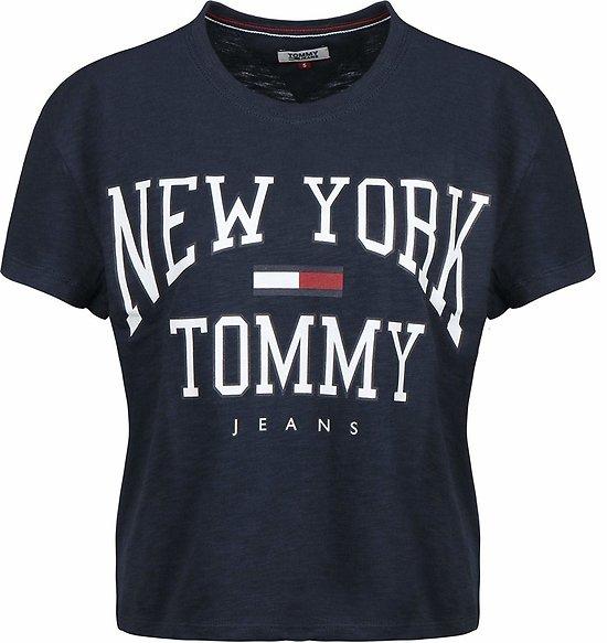 T-SHIRT BOXY NEW YORK