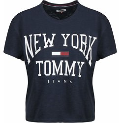 T-SHIRT BOXY NEW YORK