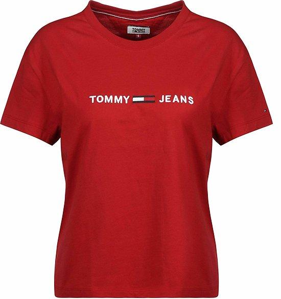 T-shirt TJW BOXY CLEAN LOGO