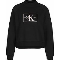 SWEAT MONOGRAM REL CREW NECK