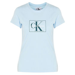 T-SHIRT OUTLINE MONOGRAM SLIM FIT