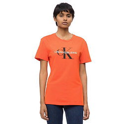 T-SHIRT MONOGRAM LOGO SLIM FIT