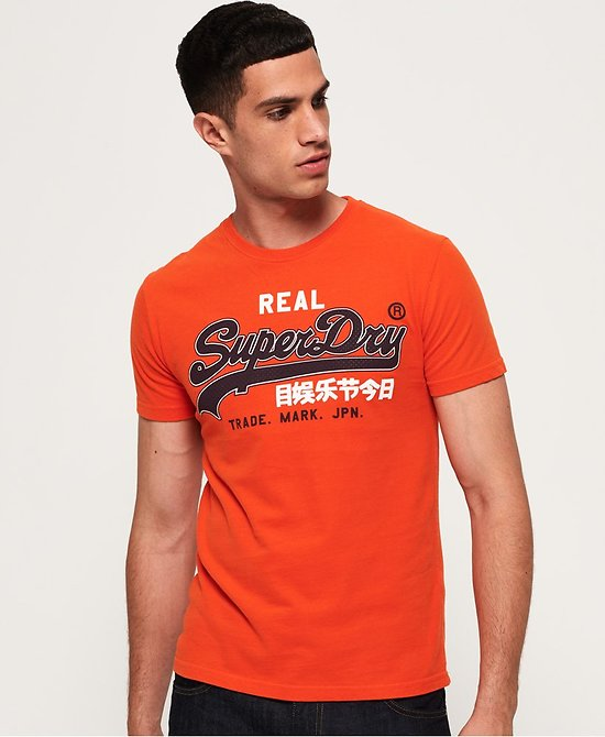 T-Shirt À Logo Vintage