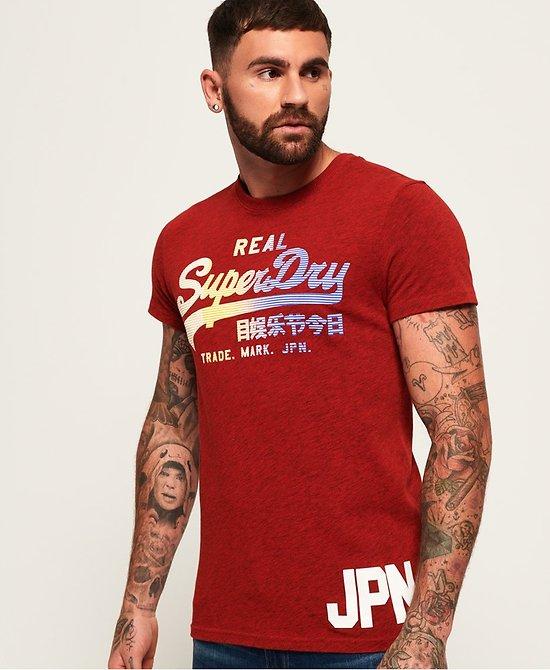 T-Shirt Vintage Logo 1st