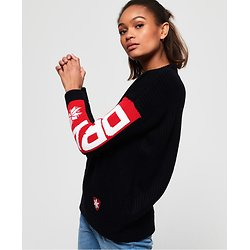 Pull Loose Ras Du Cou Winter Sports