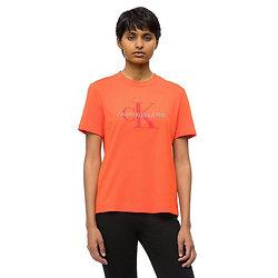 T-shirt relaxed avec logo