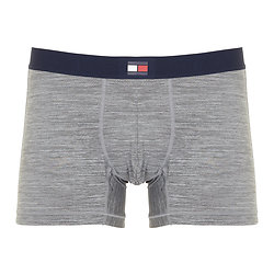 BOXER MID GREY HEATHER