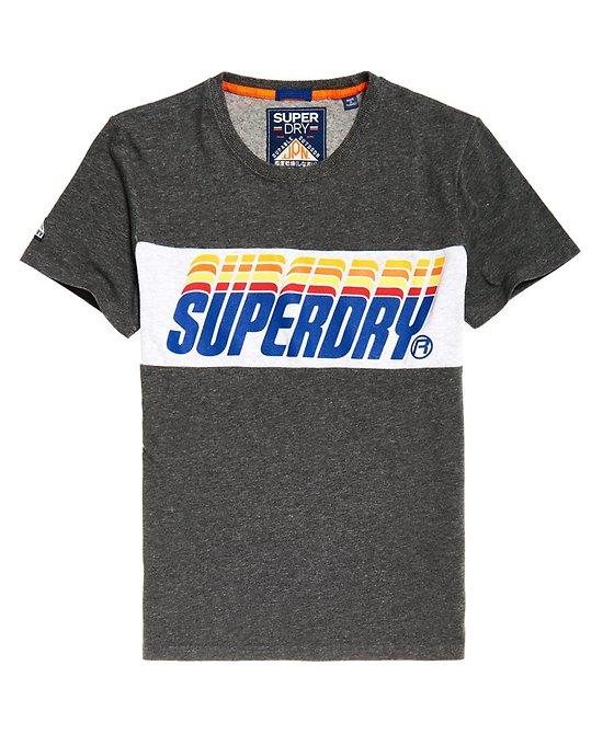 T-Shirt À Empiècement Triple Drop Pop