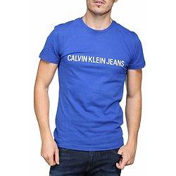 T-shirt slim en coton bio avec logo