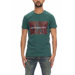 T-shirt slim avec logo