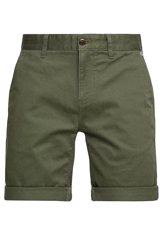 Short Essential Chino en coton stretch