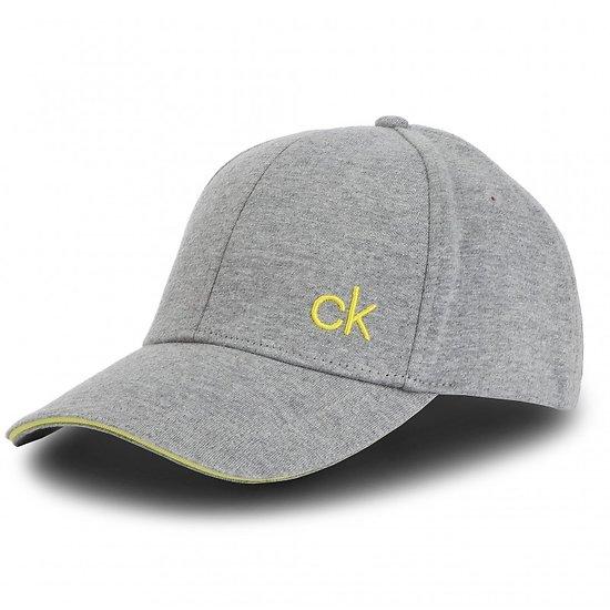 CASQUETTE EDGE CAP GREY