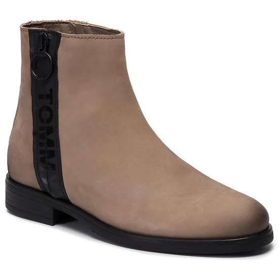 BOTTINES EN NUBUCK