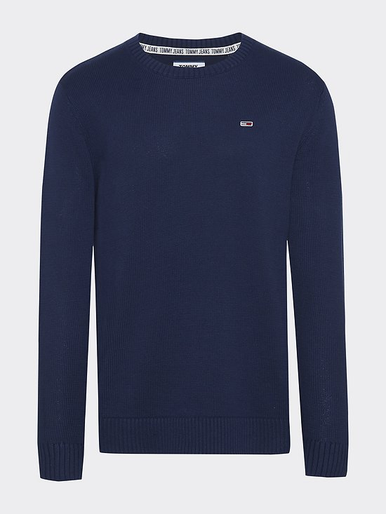 PULL EN MAILLE FINE TOMMY CLASSIC