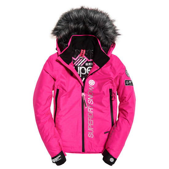 VESTE SKI SD RUN