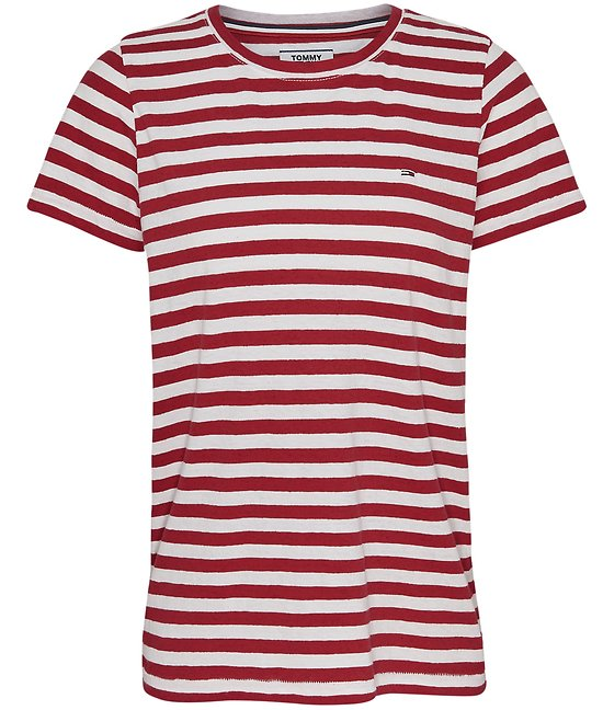 T-SHIRT TJW TEXTURED STRIPE