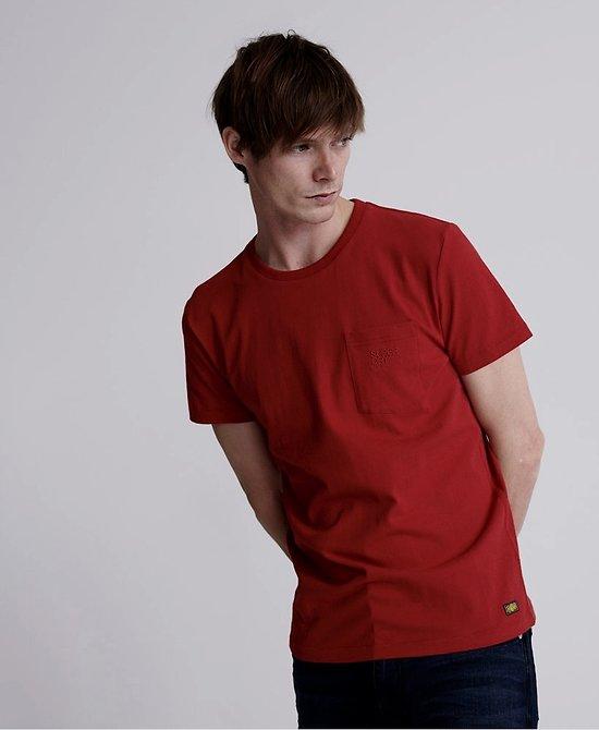 T-Shirt À Poche Denim Goods Co