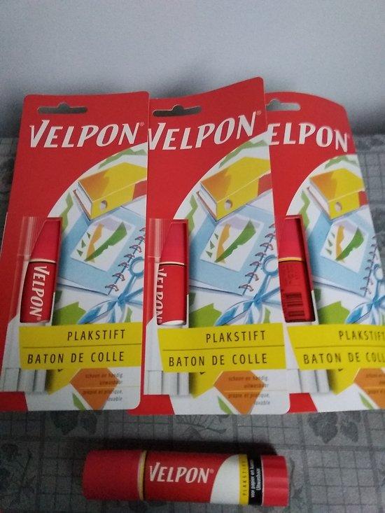lot de 3 crayons de colle transparent velpon (copy)