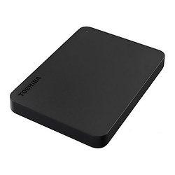 """DISQUE DUR EXTERNE 2,5 """"USB 3.0 2 To TOSHIBA CANVIO BASICS HDTB420EK3AA"""