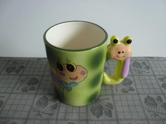 mug décoration animal jamais utilisé