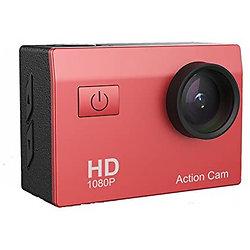 Caméra sport Full HD 1080p avec Boîtier Étanche 30 mètres