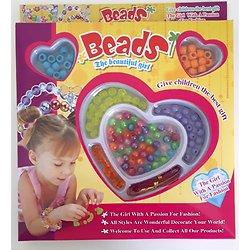 boite de plus de 100 perles