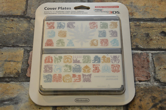 Coque New 3DS – Monster Hunter