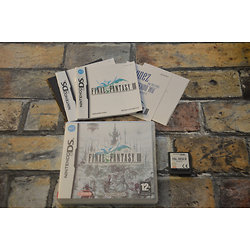 Final fantasy 3 Nintendo DS Complet
