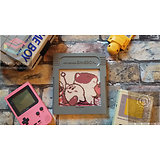 Cadre Cartouche GameBoy : Broderie Kirby