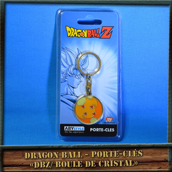 Porte-clés Dragon Ball