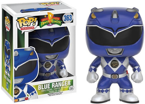 Funko POP Power Rangers Blue Ranger