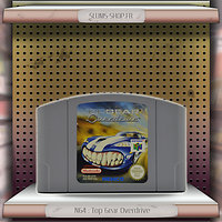 Top Gear Overdrive N64 Loose
