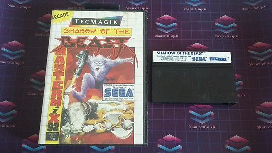 Master System : Shadow of the Beast
