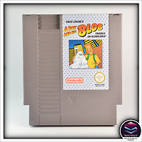 NES : A boy and His Blob